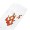 BLV Flames White