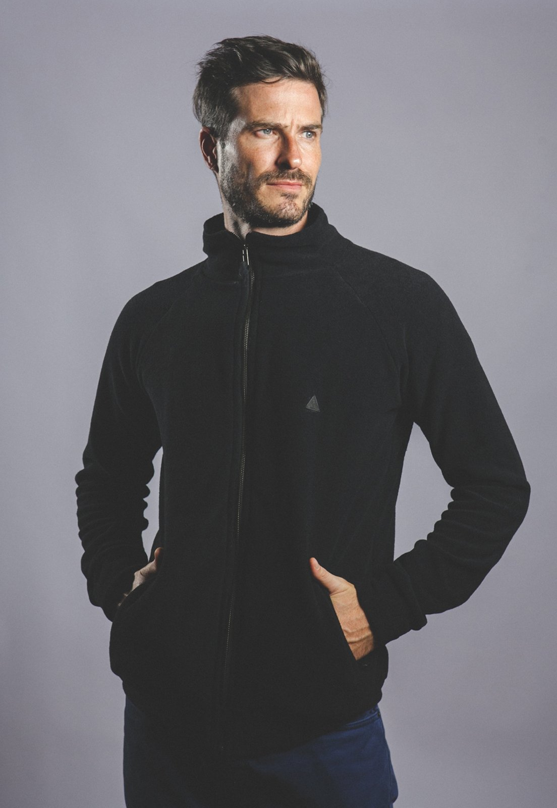 Casaco SAL Fleece Black