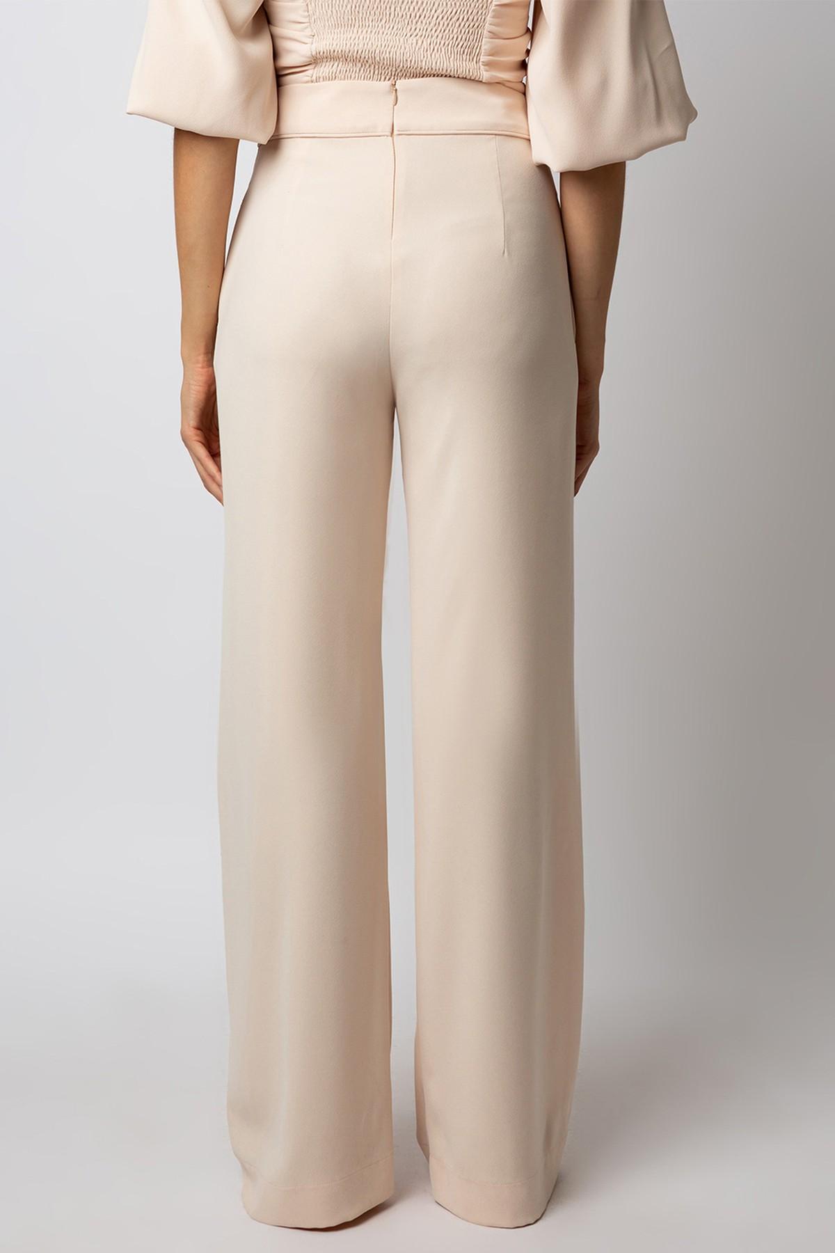Calça Pantalona Nude Trilogy - Trilogy Store