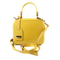 BOLSA CRISTOFOLI CROSS BODY MOSTARDA
