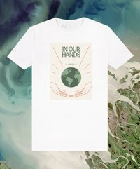 Camiseta Masculina Earth Day Hands