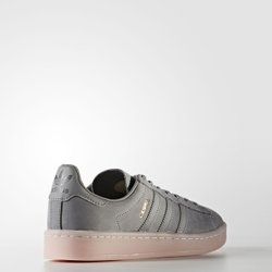 Tênis Adidas Feminino Campus Grey | BY9838