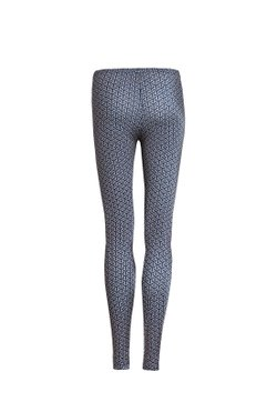 Legging Estampada Bridge Marinho