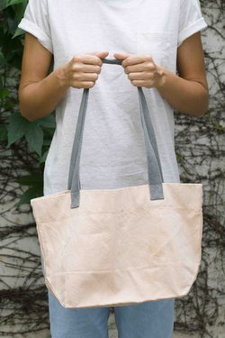 ecobag cotidiano rose