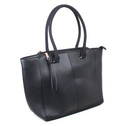 Bolsa Emporionaka Shopping Bag Lisa Preto