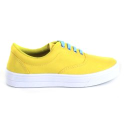 Tenis Tag Shoes Colors Amarelo