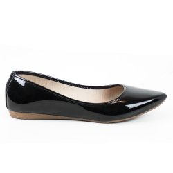 Sapatilha Tag Shoes Lisa Verniz Preto