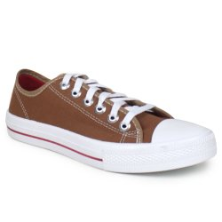 Tenis Tag Shoes Lona Caramelo