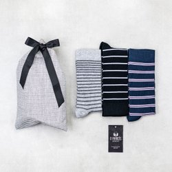 Kit Meias – Stripes