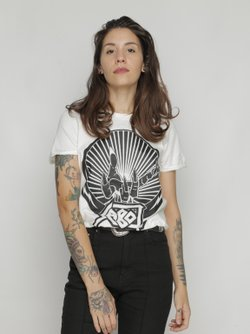 Camiseta The Fire Hand Feminina