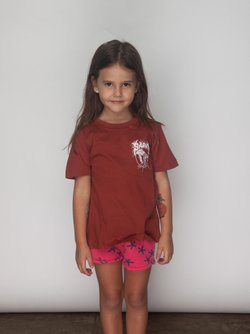 Camiseta Infantil Burnout