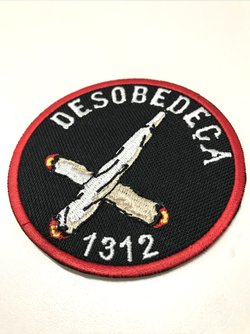 Patch Desobedeça