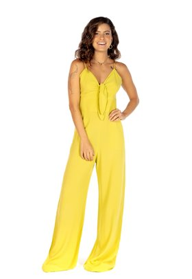 Jumpsuit Laço Mississipi Lemon