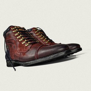 Bota Dress York 52 Vinho
