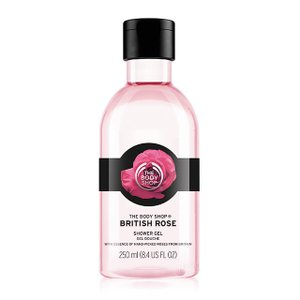 Shower Gel Rosas Inglesas