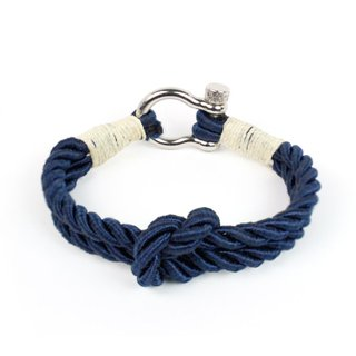 Pulseira - Sailor Blue | Bracelet - Sailor Blue