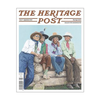 Revista - The Heritage Post n27 | The Heritage Post n27 - Magazine
