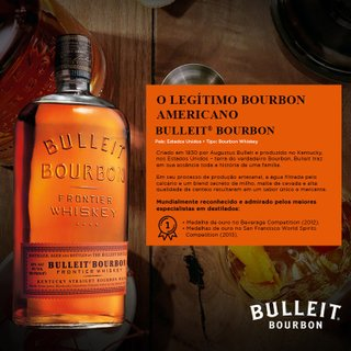 Bulleit Bourbon 750ml  | Bulleit Bourbon 750ml