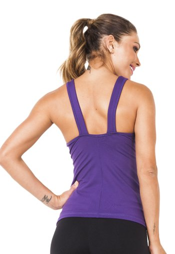 Blusa Jump Orchid Supplex