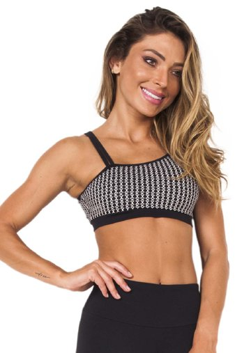 Top Essence BW Jacquard