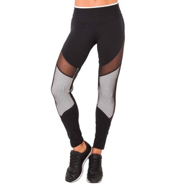 Legging BW 3D Supplex Tulle