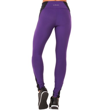 Legging Orchid Fusion Black Supplex