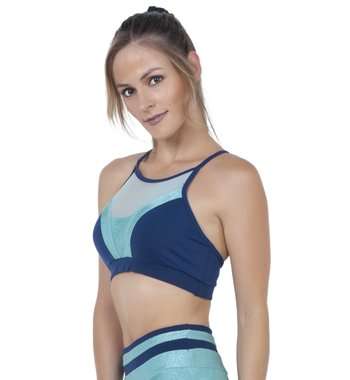 Top Acqua Fit Tule