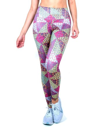 Legging with Sublimação