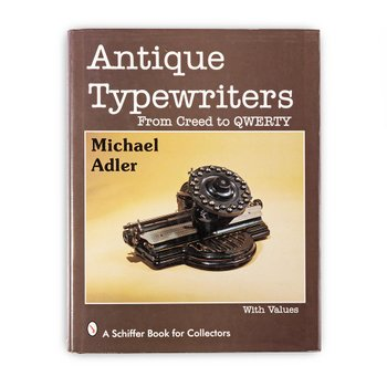 Livro Antique Typewriters