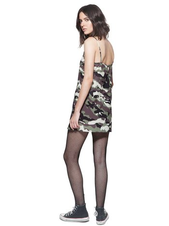 Slipdress Camuflado