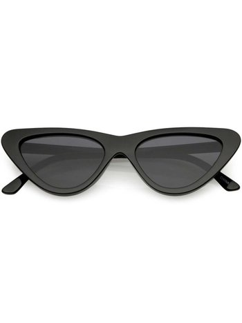 Óculos Cat Eye 77 Preto