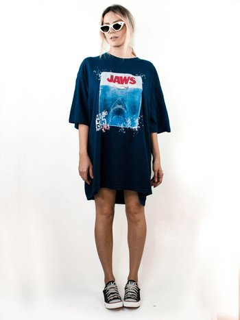 T-Shirt Vintage Jaws
