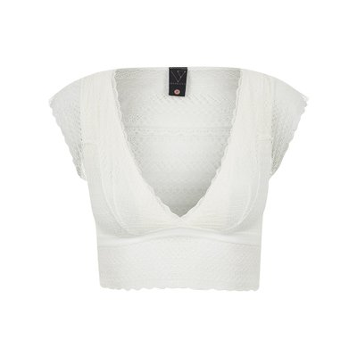 TOP ALEJANDRA OFF WHITE