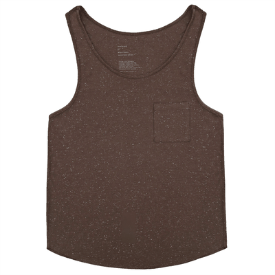 Tank Top Botonê Brown