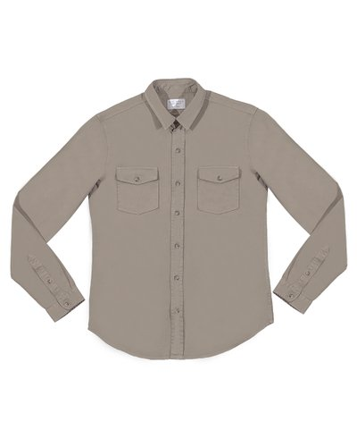 Camisa Winter Stone Brown