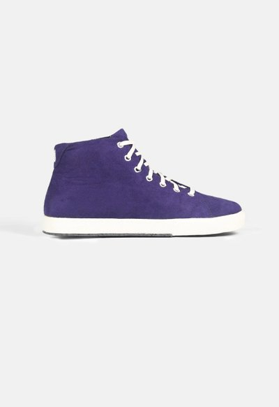 Tênis Mid Roxo Suede