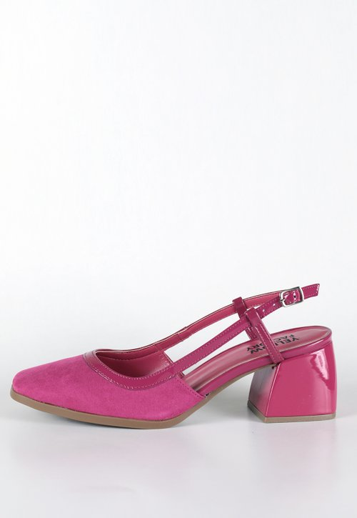 DAPHNE shoes - rosa (vegan)