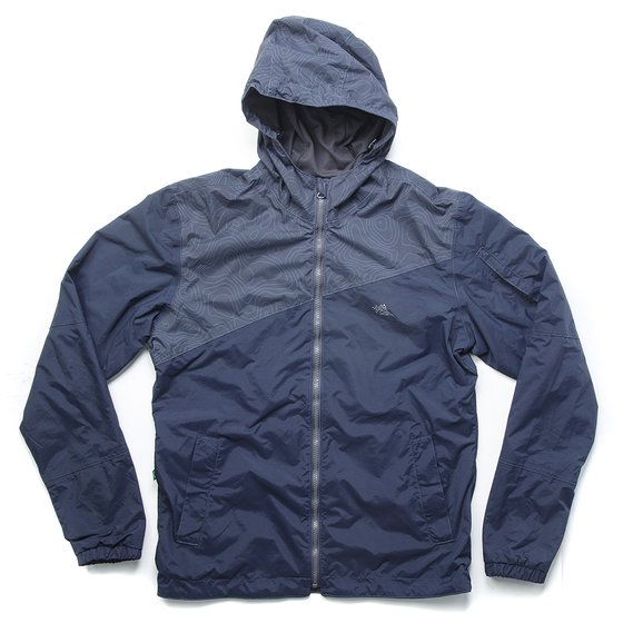 ANORAK Jacket Blue - Cutterman + Conquista