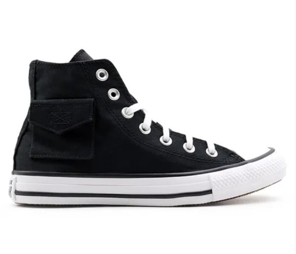 TÊNIS ALL STAR CHUCK TAYLOR HI POCKET - CT13120001