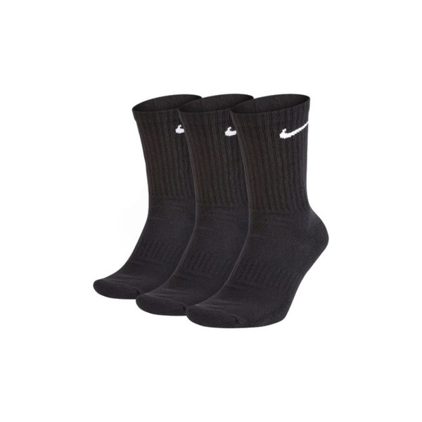 MEIAS NIKE EVERYDAY CUSH CREW 3PR