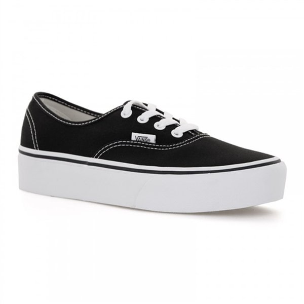 TÊNIS VANS AUTHENTIC UA PLATFORM 2.0 BLACK