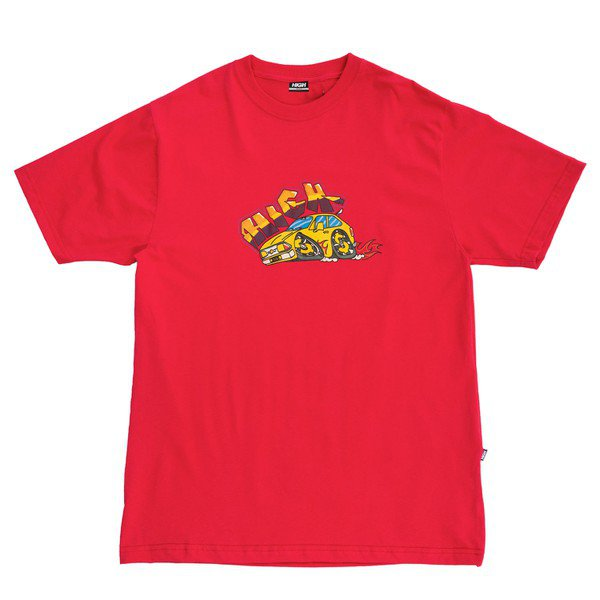 camisetas high hot car