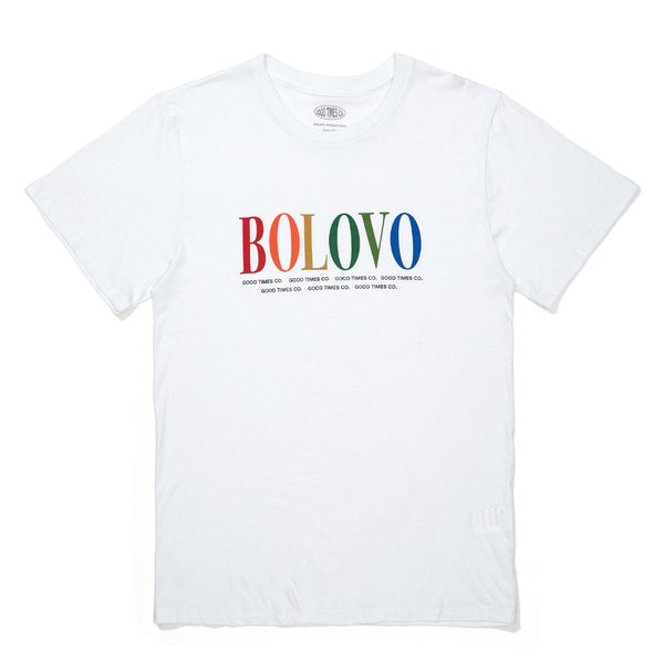 CAMISETA BOLOVO COLOR PLUS