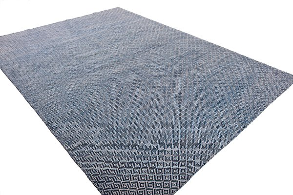 Foto do produto KILIM NEW DIAMOND AZUL
