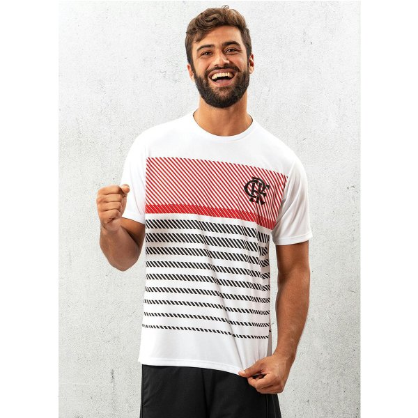 CAMISA FLAMENGO GRAPHIC ADT