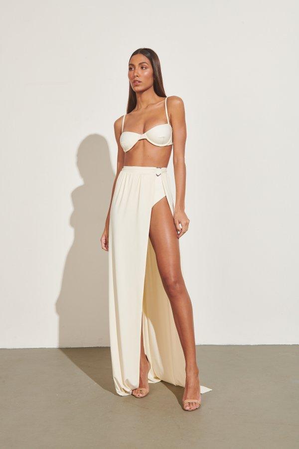 Foto do produto Pareô Dorset Off-White | Dorset Sarong Off-White