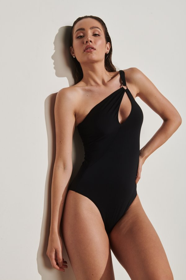 Foto do produto Body Mayreau Preto | Mayreau One-Piece Black