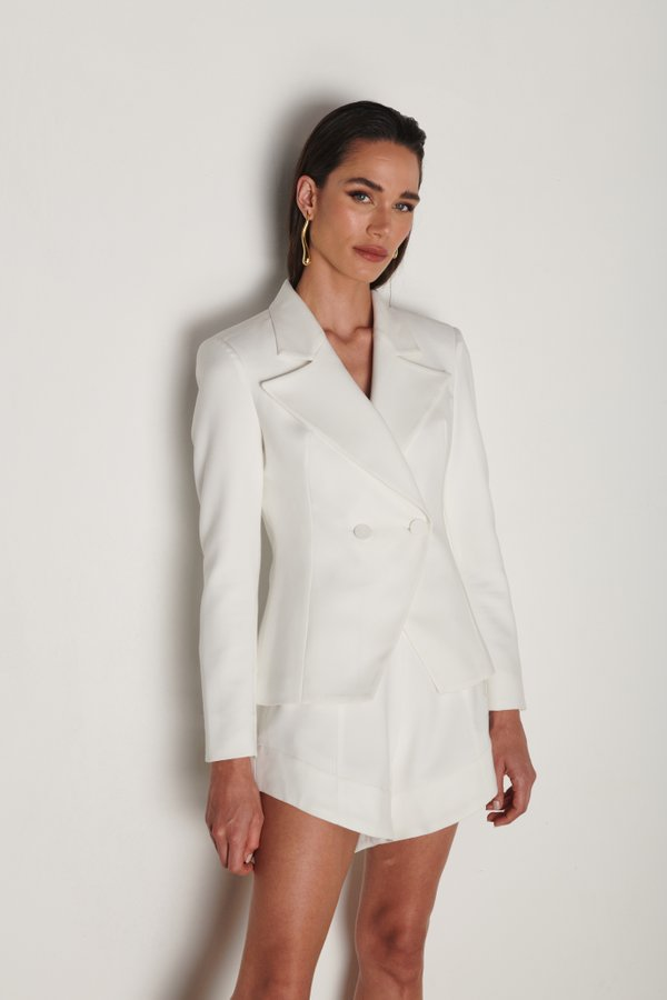 Foto do produto Blazer Opus Off-White | Opus Blazer Off-White
