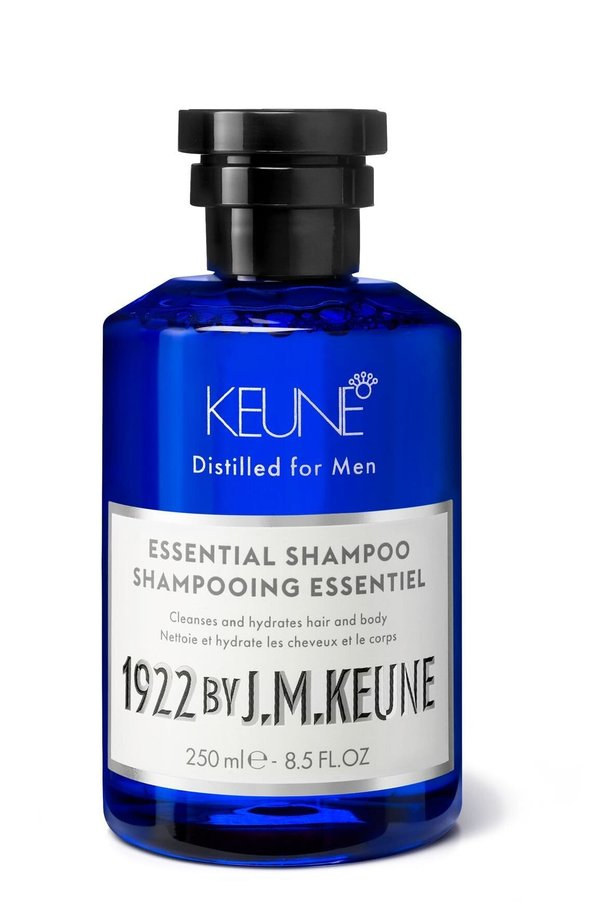 Foto do produto 1922 BY J.M. KEUNE ESSENTIAL SHAMPOO