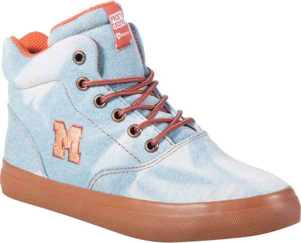 Tenis High School Jeans Feminino